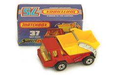 Skip Truck - Matchbox 1976 - Series Nr. 37