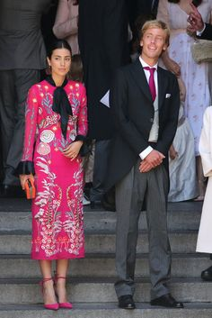 Alessandra de Osma - Latin Royal - in beautiful pink dress