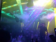 Night club in London, my uncle DJ's here every Friday and took me last night it was brilliant