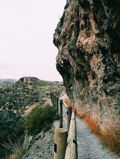 Los Cahorros, Sierra Nevadas, Spain