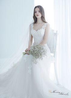 웨딩드레스 로맨틱한 순백의 신부 모니카블랑쉬! :D - 2016 COLLECTION - : 네이버 포스트