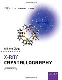 X-Ray Crystallography by William Clegg http://www.amazon.ca/dp/0198700970/ref=cm_sw_r_pi_dp_ei5Twb0M1SF89