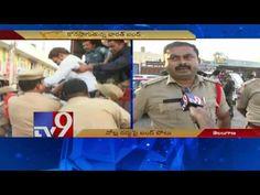 Bharat bandh partial in Telangana - TV9