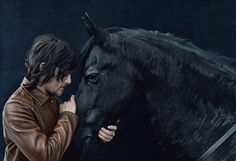 Lori-anne Grim This is a great interview. The Improbable Rise of The Walking Dead's Norman Reedus
