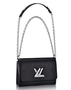 Awww my sweet hubby brought this home for me, Louis Vuitton Twist.