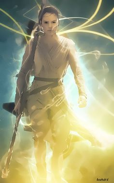 all my supernatural Star Wars Icons, Rey Star Wars, Star Wars Art, All Jedi, Star Wars Light, Fanart, Episode Vii, Star Wars Images, The Force Is Strong