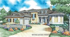 22 Best French Country House Plans The Sater Design Collection