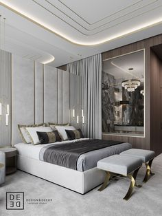 DEDE/Boutique hotel and restaurant design on Behance Bathroom Interior Design, Modern Interior, Interior Design Photography, Bedroom Bed Design, Deco Design, Home And Deco, Apartment Interior, Luxurious Bedrooms, Ceiling Design