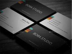 Simple Business Card Design Template