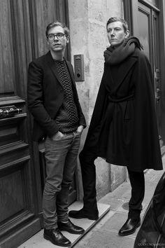 Paris fashion week  www.nabilequenum.com  #streetstyle #jpmv #fashion
