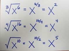 square root of negative one teach math: Fraction Exponents. Easy. #Mathematics
