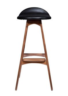 Boyd Counter Stool  MODERN LIVING SUPPLIES  List Price:Starting at $1,550  Boyd Counter Stool  MidCentury  Modern, Contemporary, Leather, Wood, Barstools  Counter Stool by Modern Living Supplies
