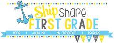 Ship Shape First Grade: Classroom Management Freebie