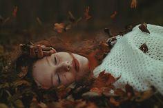 Forgotten autumn tales - www.facebook.com/angelicaphotographs Model: Nejla Hadzic