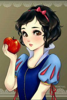 Snow White by maria45