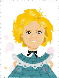 Shirley Temple cartoons