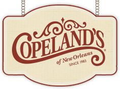 Copeland's of New Orleans, Authentic New Orleans & Creole Dining