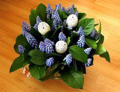 easter decorations bouquet