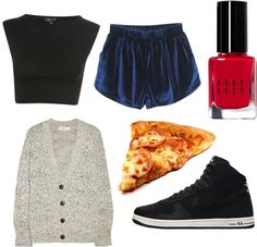"""""""&"""" by antonia-b ❤ liked on Polyvore"""