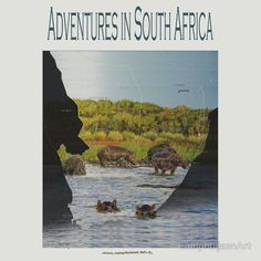 Adventures in south-Africa