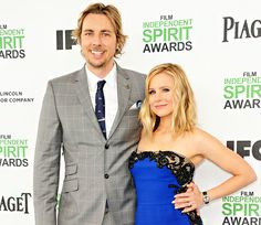 Kristen Bell is pregnant again and expecting her second child with husband Dax Shepard; the two are already parents to baby daughter Lincoln Second Baby, Second Child, Kristen Bell And Dax, Dax Shepard, Spirit Awards, Independent Films, Celebs, Celebrities, Celebrity Couples