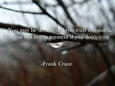 Trust By Everlasting Fallout On DeviantART. Hd QuotesQuotes ...