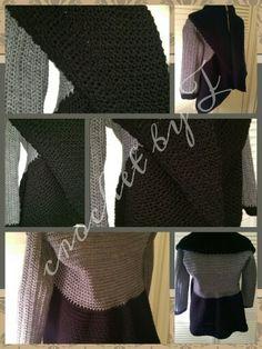 Crochet sweater Crochet, Sweaters, Fashion, Crochet Hooks, Moda, La Mode, Crocheting, Pullover, Sweater