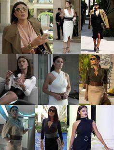Momento fashionismo na novela Totalmente Demais! - Fashionismo