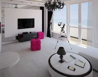 """Check out new work on my @Behance portfolio: """"Living room"""" http://on.be.net/Lr0Z30"""