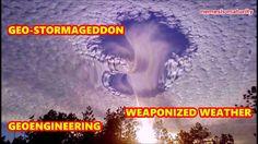 GEO-STORMAGEDDON: Weaponized Weather, Geoengineering & HOLLY-Mind Contro...