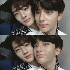 😍💙 They're so cute together and the fact that hyunjin says he treats jeongin as his little brother is so adorable they even walk… Fanfiction, Divas, Korean Boy, Felix Stray Kids, Kids Icon, Wattpad, Lee Know, Fandom, Minho
