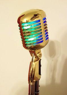 Mutant Mics Custom Microphones.