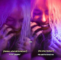 Find images and videos about jared leto, joker and harley quinn on We Heart It - the app to get lost in what you love. Harly Quinn Quotes, Dc Comics Peliculas, Harley And Joker Love, Margot Robbie Harley Quinn, Harely Quinn, Univers Dc, Dc Memes, Joker Quotes, Gotham City