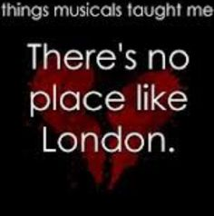 Things Musicals Taught Me - Sweeney Todd