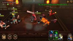 RUSH (Rise up special heroes) is a Android Free-to-play, 3D Role-Playing Multiplayer Game RPG.