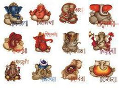 God Ganapati the lord of the troops  http://www.indianscriptures.com/Article/God%20Ganapati%20the%20lord%20of%20the%20troops?ANO=11520