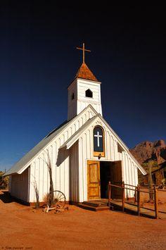 Elvis Presley Memorial Chapel (Pinal, AZ)