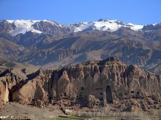 """ANCIENT METAPHYSICS AT WORK IN THE CENTER OF AFGHANISTAN Bamiyan Buddha. By Victoria L. Ward, Bsc.M. """"Mind Metaphysics"""" 