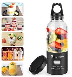 15 Best Personal Blender For Smoothies - Updated May 2020 Juicing With A Blender, Mini Blender, Portable Blender, Smoothie Blender, Smoothies, Mixer Juicer, Juicer Machine, Bulletproof Coffee, Specialty Appliances