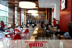 Przedstawiamy kolejny dowód na to, że kawę Segafredo znajdziecie wszędzie - nawet na największych wysokościach! Jedna z naszych kawiarni mieści się w położonej 2800 m n.p.m stolicy Ekwadoru - Quito. Doskonałe espresso i zachwycające widoki - czego chcieć więcej? :) #Segafredo #KawiarnieSegafredo #DoskonałaKawa