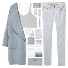 """""""sea breeze..."""" by cinnamon-and-cocoa ❤ liked on Polyvore featuring Tiffany & Co., Zara, rag & bone/JEAN, Marc by Marc Jacobs, Simple Life, Byredo, Monki, Lucien Pellat-Finet, Uniqlo and Three Hands"""