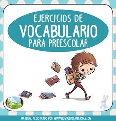 vocabulario-portada Speech Language Therapy, Speech And Language, Tracing Letters, Spanish Words, Pre School, Preschool Activities, Games For Kids, Montessori, Literacy