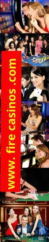 Reviews of the best online casinos, poker rooms, sportsbooks, bingo halls and more. Play free casino games, look up the contact details of thousands of land casinos or horse racing tracks all over the world. Check out online casinos that offer $$$$ in free casino bonuses. For the hottest online gambling action, visit http://www.firecasinos.com today