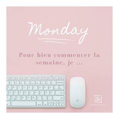 🌷Pour bien commencer la semaine, je ...⠀⠀⠀⠀⠀⠀⠀⠀⠀ ⠀⠀⠀⠀⠀⠀⠀⠀⠀ 📢 À toi de compléter la phrase en commentaires ! ⠀⠀⠀⠀⠀⠀⠀⠀⠀ ⠀⠀⠀⠀⠀⠀⠀⠀⠀ 💬Pour ma part, je décide de faire du mieux que je peux en essayant de relâcher un petit peu la pression ! Commencer la semaine avec de #goodvibes c'est super important pour ne pas finir lessiver dès le milieu de semaine. ⠀⠀⠀⠀⠀⠀⠀⠀⠀ ⠀⠀⠀⠀⠀⠀⠀⠀⠀ #monday #mondayvibes #mondaymotivation #newweek #goals #businessmotivation #girlboss #positivevibes⠀⠀⠀⠀⠀⠀⠀⠀⠀… Business Motivation, Monday Motivation, Important, New Week, Positive Vibes, Instagram, Middle