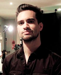 Brendon Urie does not approve <-You mean at all the Brendon pinning I'm doing right now?!