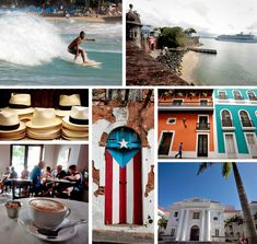36 Hours in San Juan, Puerto Rico. Breakfast at Caficultura.