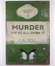 Harland Miller's interpretation of a Penguin classic