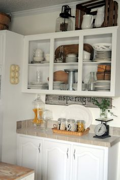 Louisiana Rustic Kitchen Design by Becky Cunningham