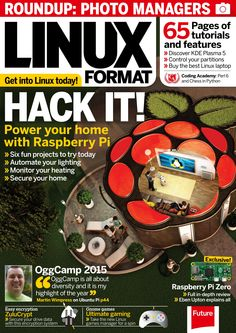 #Linux Format. Hack it!