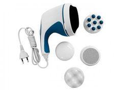Massageador Corporal 5 Acessórios com Vibração - 3 Intensidades - G-life NL4000A